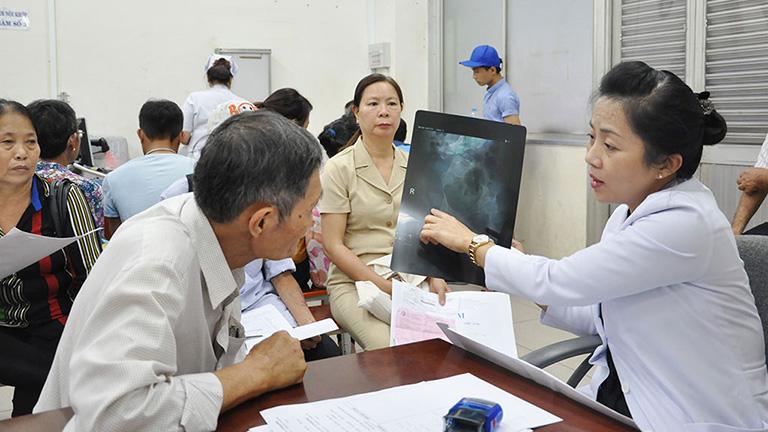 Quy trình khám tại bệnh viện E Hà Nội