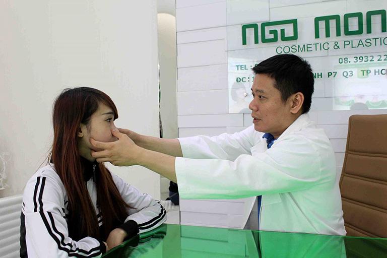 Quy trình làm việc tại Thẩm mỹ viện bác sĩ Ngô Mộng Hùng