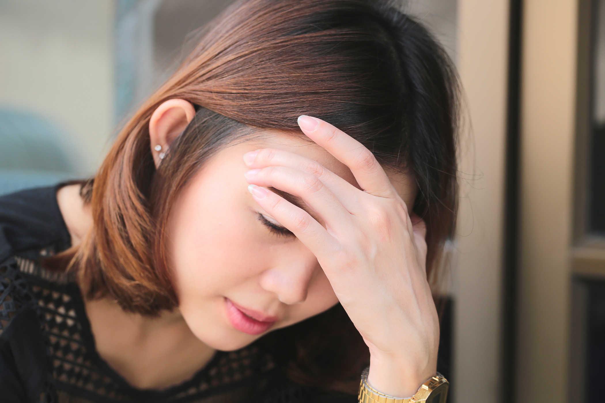 lý do rụng tóc ở tuổi trung niên