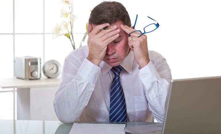 stress gây loét dạ dày tá tràng