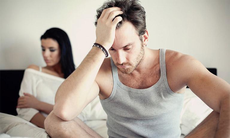 sức khỏe ảnh hưởng tình dục