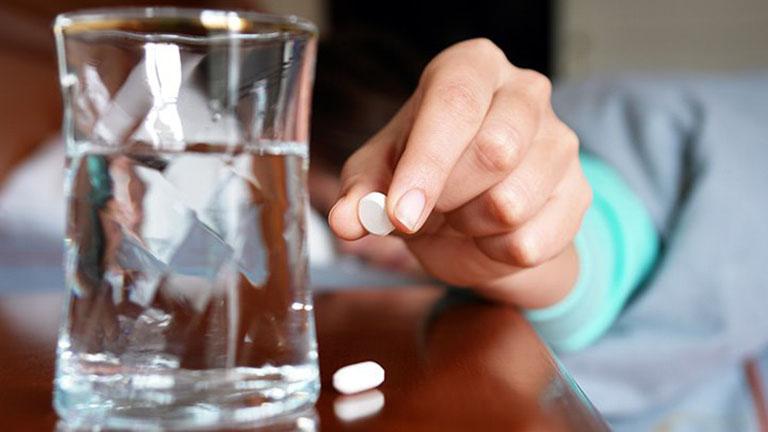 uống thuốc điều trị hp có thấy mệt mỏi không