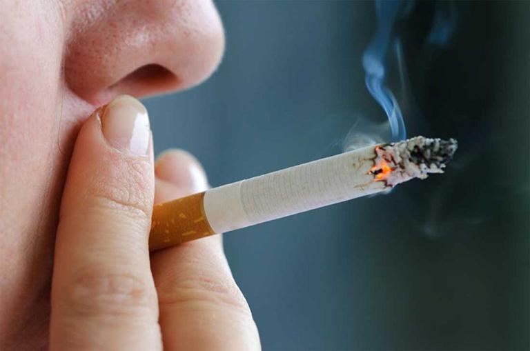 Tác hại của việc hút thuốc lá đối với cơ thể