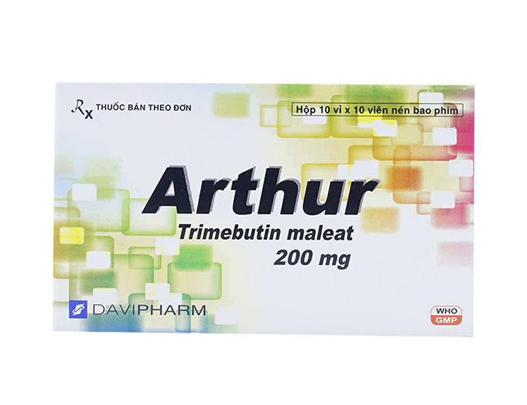 Các thông tin cần biết về thuốc Arthur