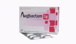 Thuốc Augbactamđược chỉ định trong điều trị các bệnh nhiễm trùng do vi khuẩn