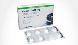 Thuốc Curam 1000mg được sử dụng để điều trị các bệnh nhiễm trùng do vi khuẩn
