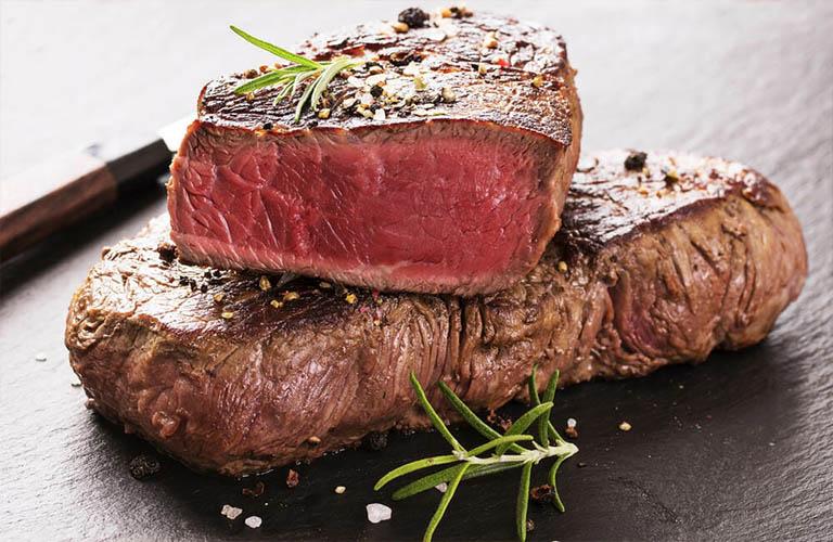 hạn chế ăn thịt đỏ để phòng ngừa ung thư dạ dày