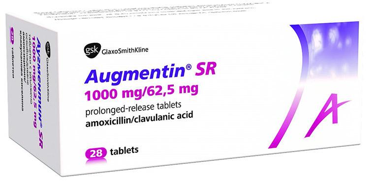 Thuốc Augmentin là thuốc gì