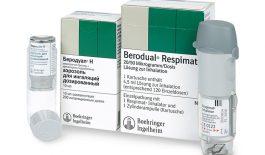 thông tin về thuốc Berodual