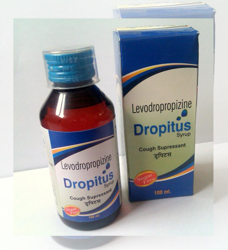 thông tin thuốc Levodropropizine