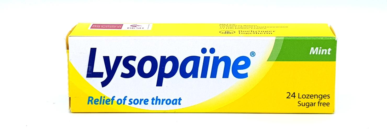 thuốc Lysopaine