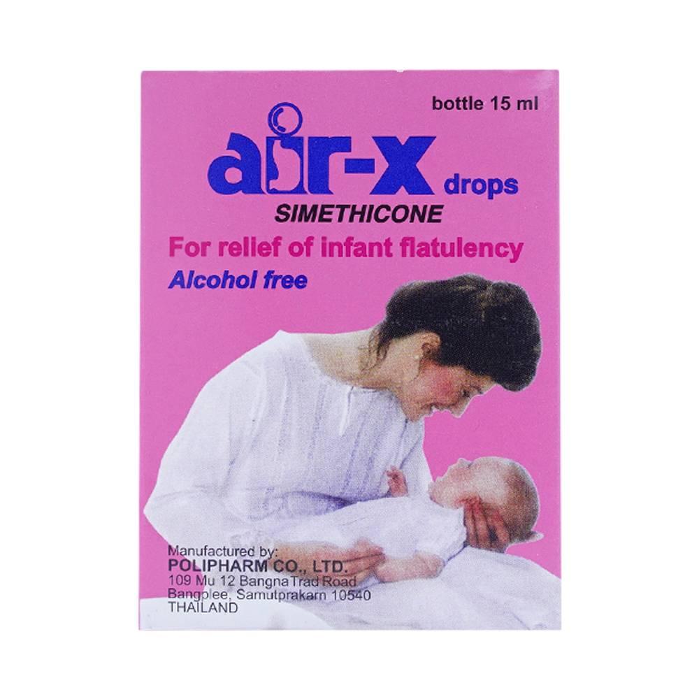 thuốc Air-x dạng dung dịch