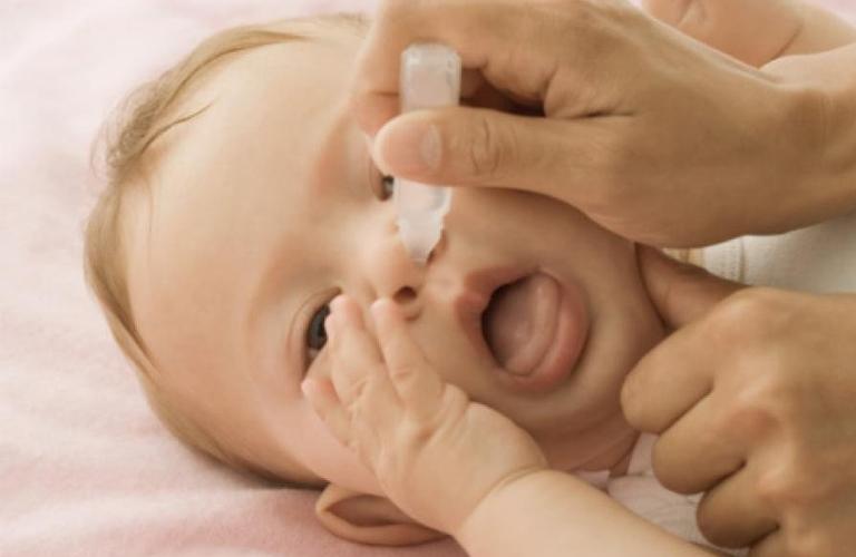 thuốc chống dị ứng ở trẻ em