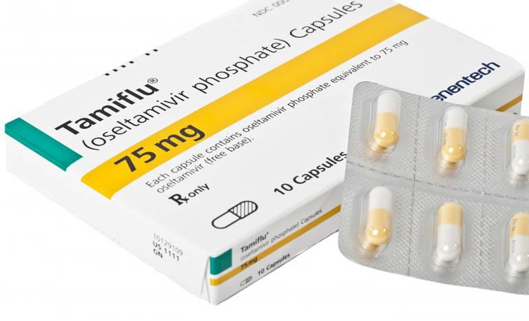 thuốc chống virus cảm cúm