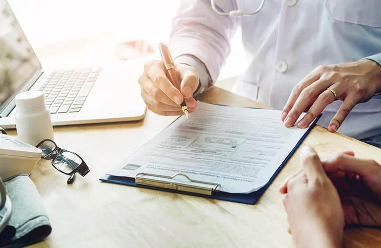 thăm khám và điều trị sớm khi có vấn đề về tiêu hóa