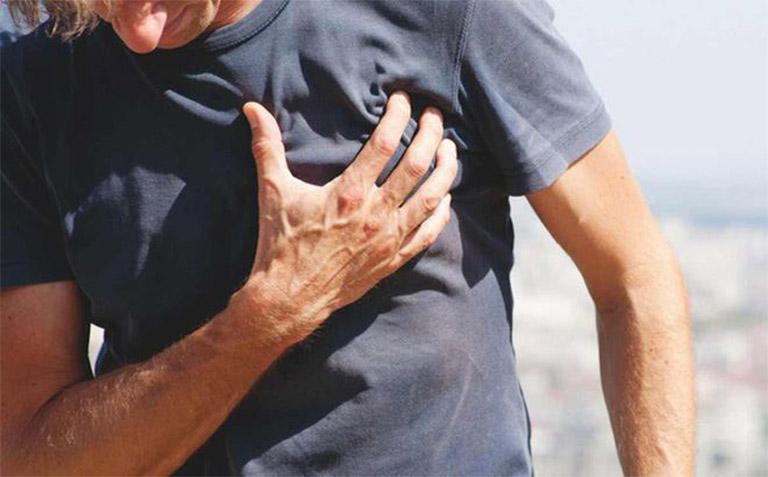 bệnh tim do giảm testosterone