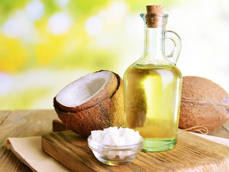 tinh dầu dừa chống rụng tóc
