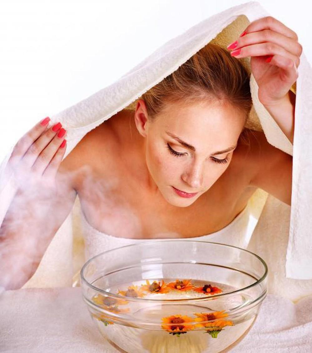 sử dụng tinh dầu trị đau họng