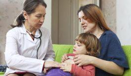 trào ngược dạ dày ở trẻ 5 tuổi