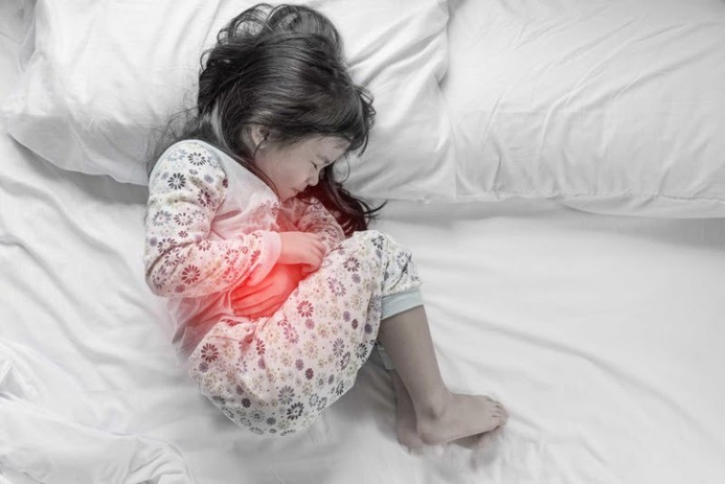 Trẻ em là một trong những đối tượng dễ dàng mắc viêm đại tràng