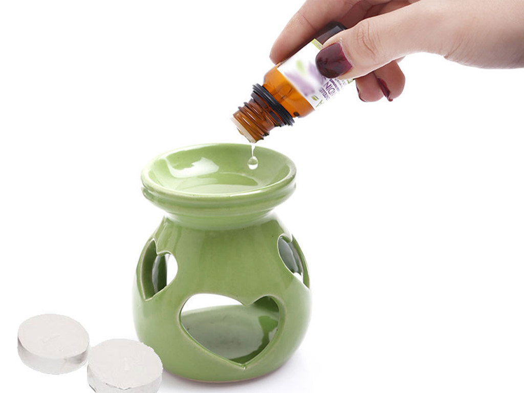 dùng tinh dầu trị cảm cúm