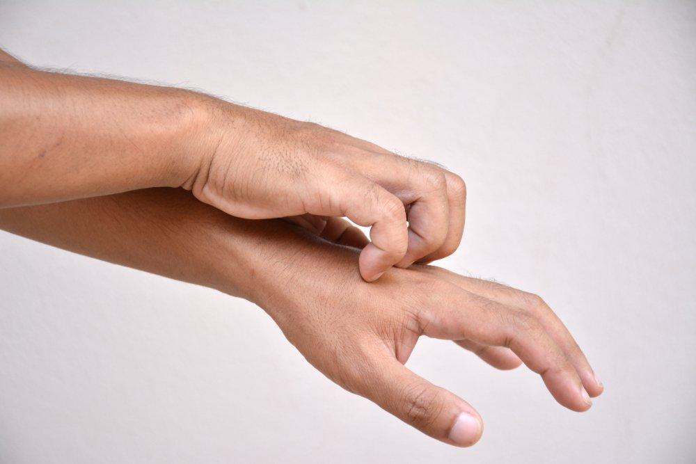 trị ngứa da tại nhà