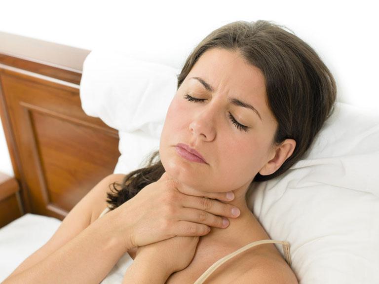 điều trị viêm thanh quản ngay tại nhà