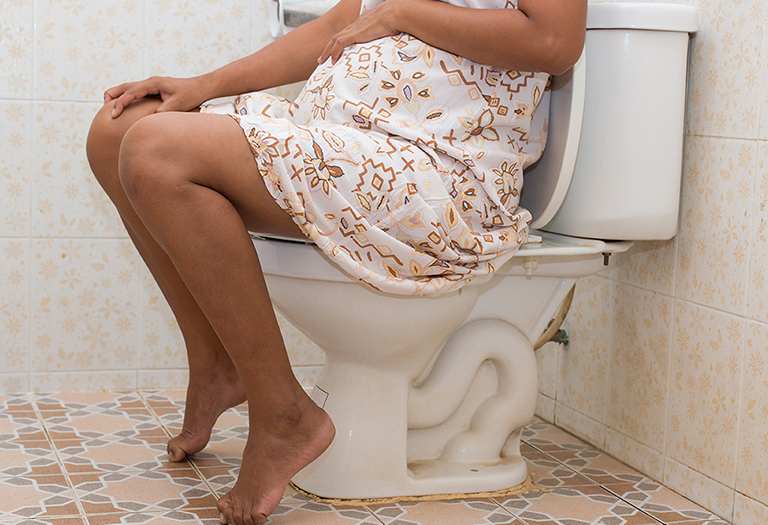 triệu chứng ung thư đại trực tràng khi mang thai