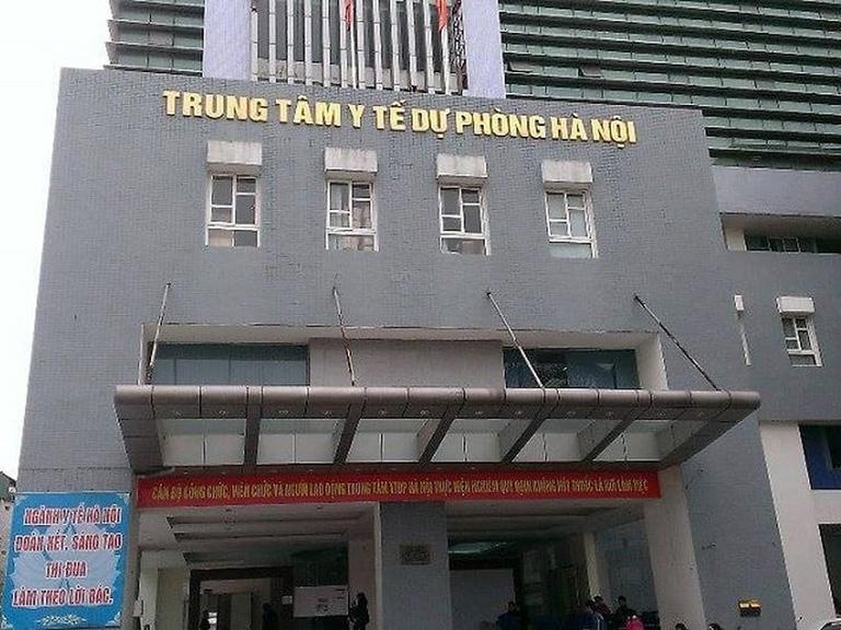 Thông tin về Trung tâm y tế Dự phòng Hà Nội