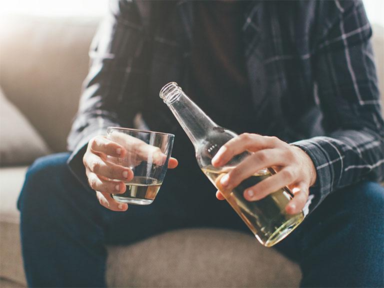 rượu và ung thư tuyến tiền liệt