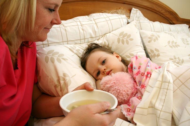 triệu chứng ung thư dạ dày ở trẻ em
