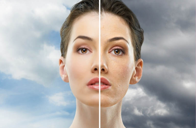 những nguyên nhân dị ứng trên da mặt
