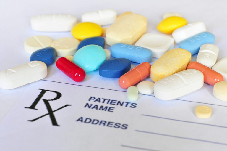 Dùng thuốc điều trịbệnh viêm dạ dày HP dương tính