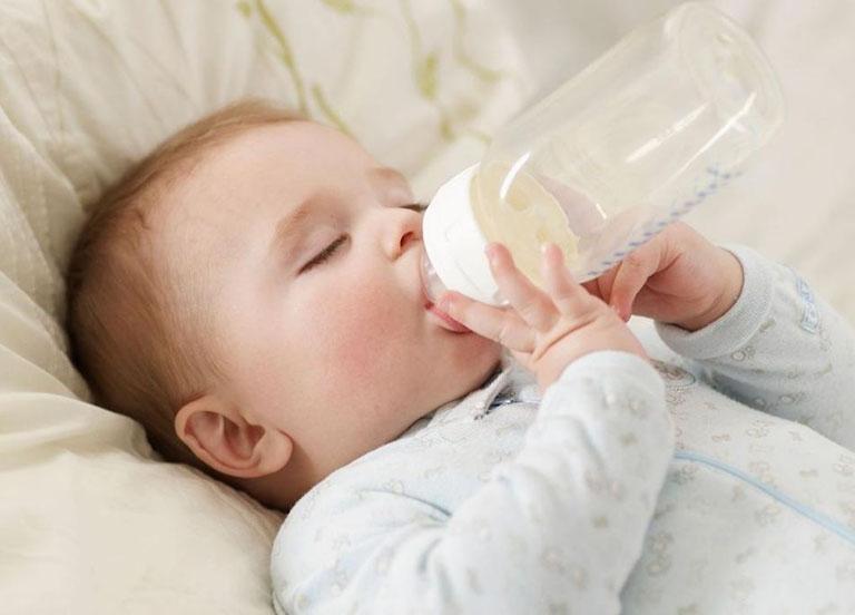 chữa viêm dạ dày trẻ em
