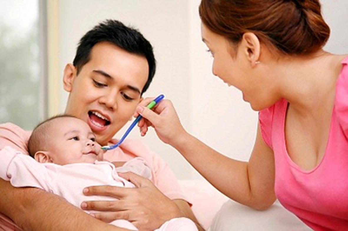 điều trị viêm họng ở trẻ em