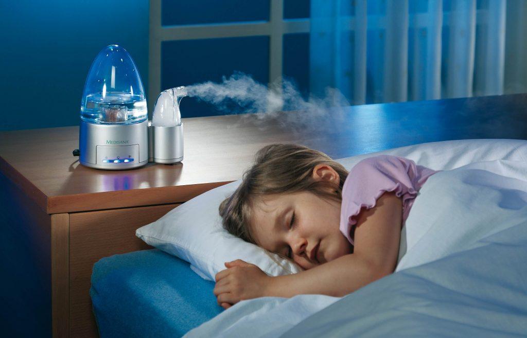 phòng tránh viêm họng ở trẻ em