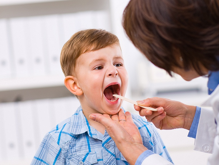 Viêm thanh quản ở trẻ
