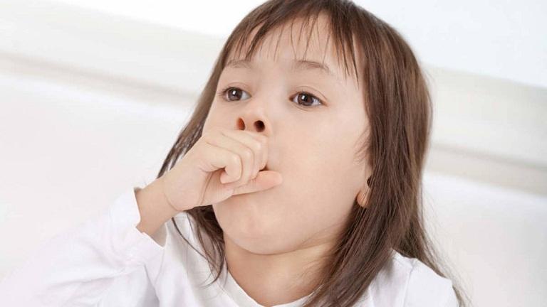 Triệu chứng viêm thanh quản ở trẻ