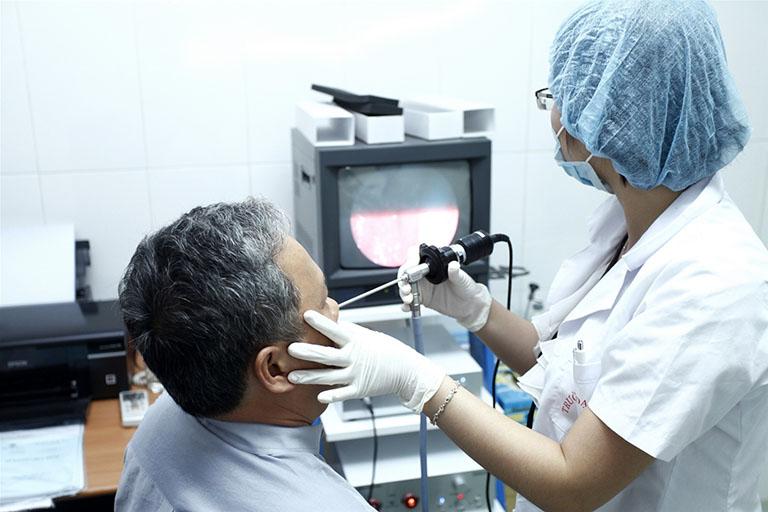 Tìm hiểu về các phương pháp chẩn đoán và điều trị bệnh viêm thanh quản