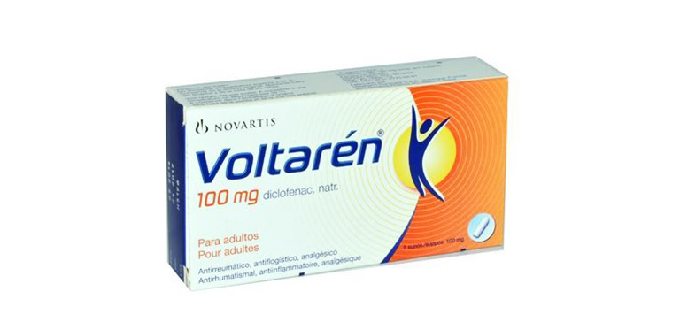 thuốc Voltaren trị đau nhức xương