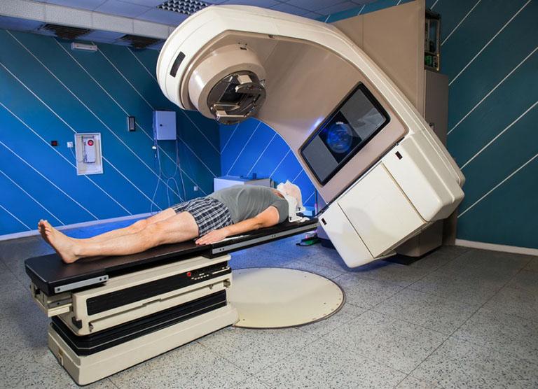 xạ trị ung thư dạ dày