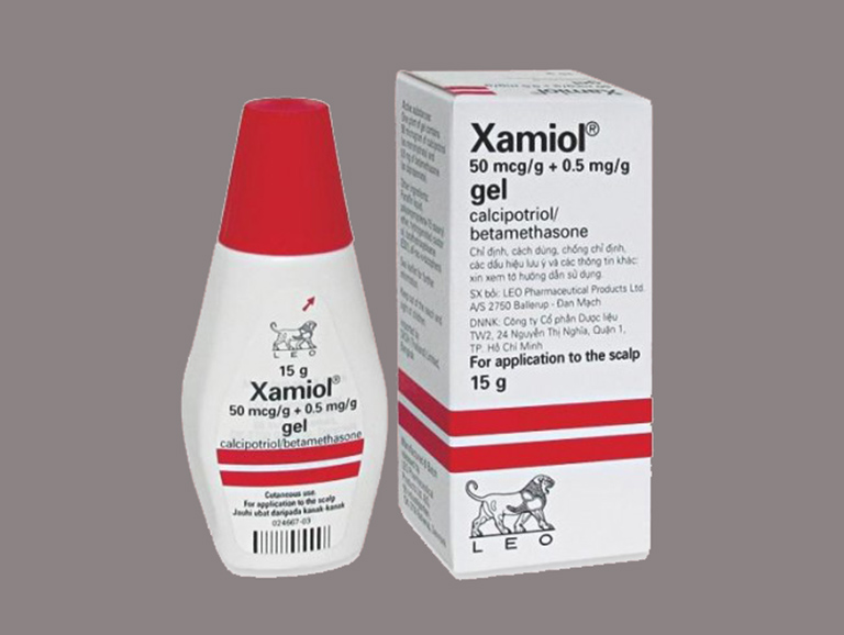 Xamiol gel 15g