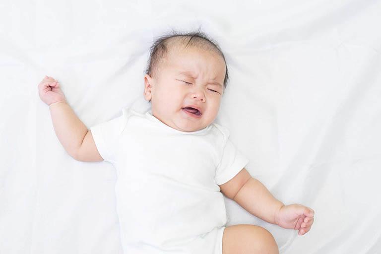 xuất huyết dạ dày ở trẻ em