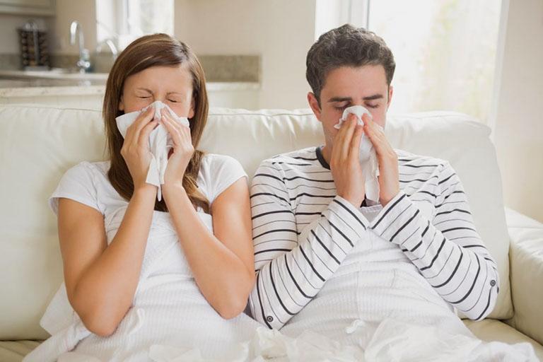 Các yếu tố làm tăng nguy cơ mắc bệnh hen suyễn