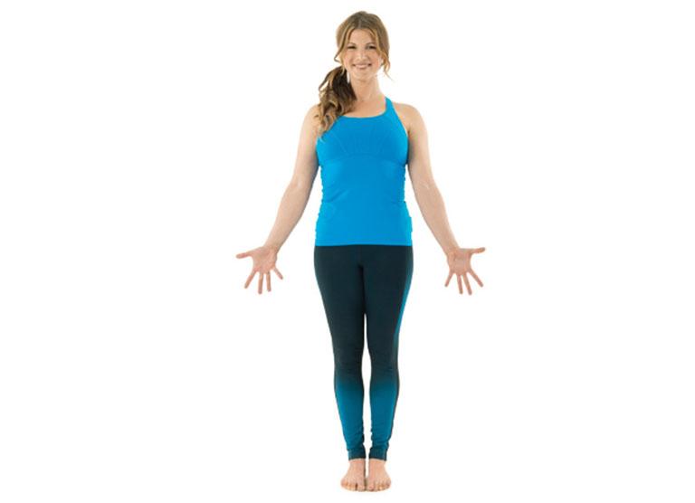 yoga chữa thoái hóa khớp gối