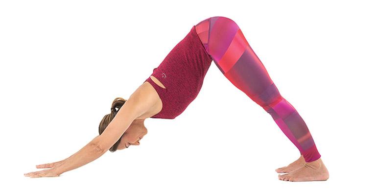 bài tập yoga trị đau khớp háng