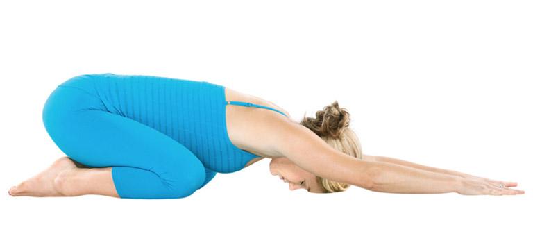 bài tập yoga cho người đau khớp háng
