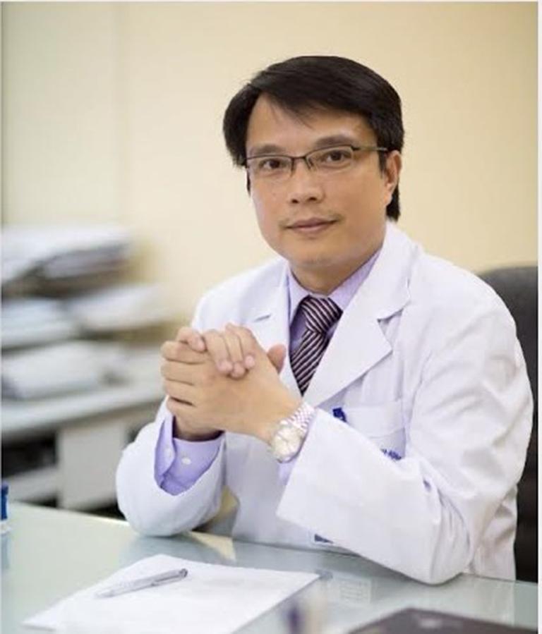 Thạc sĩ - Bác sĩ Lê Anh Tuấn