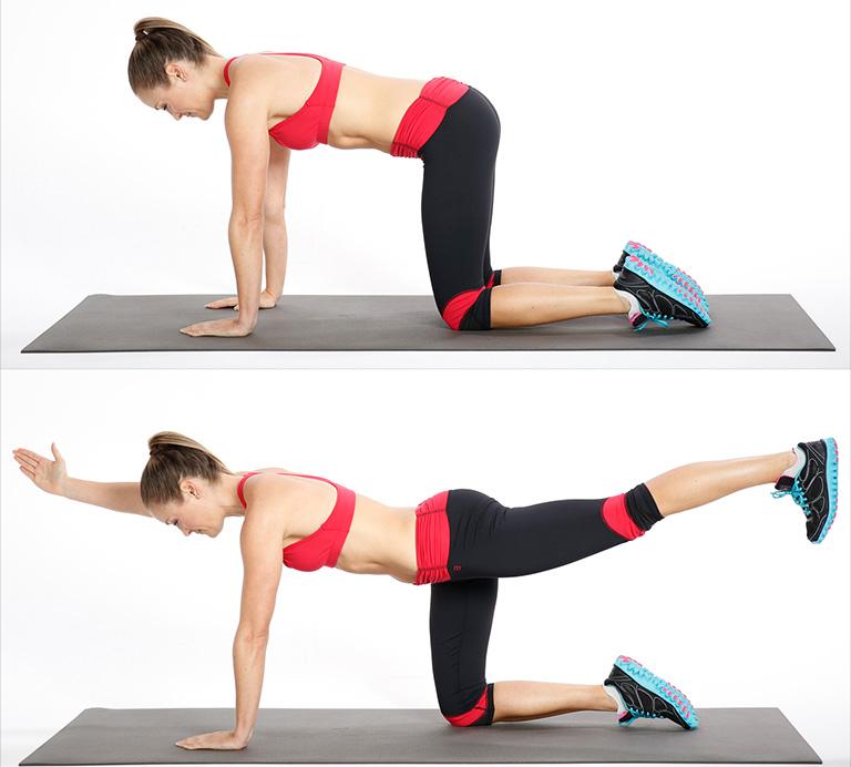 bài tập thể dục giảm đau lưng