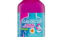 thông tin về thuốc Gaviscon dual action